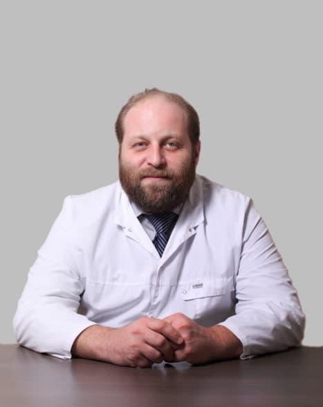 Мандель А.А., хирург-ортопед, стаж работы по специальности 24 года
